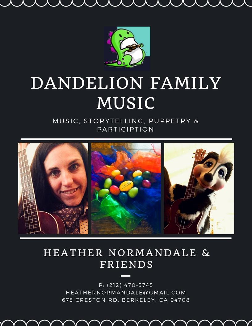 Dandelion Family Music (2)